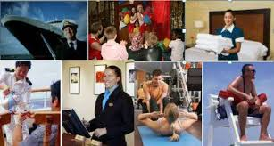 What is cruise ship job