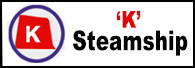 K Steam ship agencies