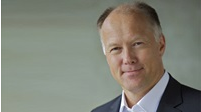 Olav Magnus Nortun, chief executive, Thome