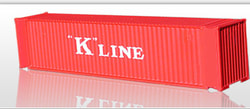 K line container