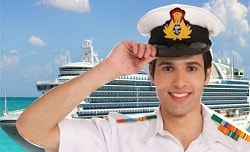 How to work on cruise ship