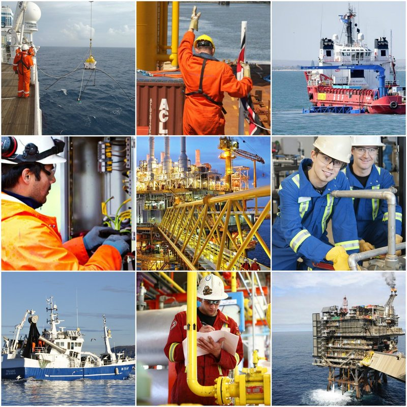 What is offshore job