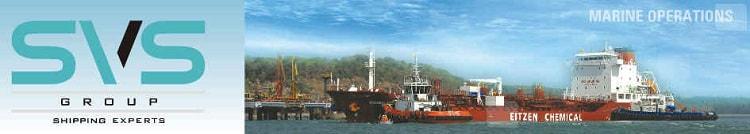 SVS Marine Services Pvt Ltd - JOB ON SHIP